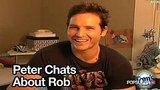 Video of Peter Facinelli Clearing Up Robert Pattinson Rumors