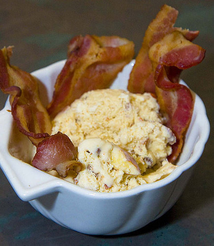 Picture of Maple Bacon Ice Cream