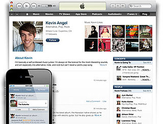 Ping, Apple's Social Network for Music