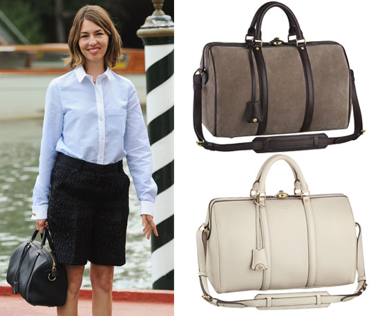 See Sofia Coppola For Louis Vuitton's New Bags . . . Before They Hit Stores!