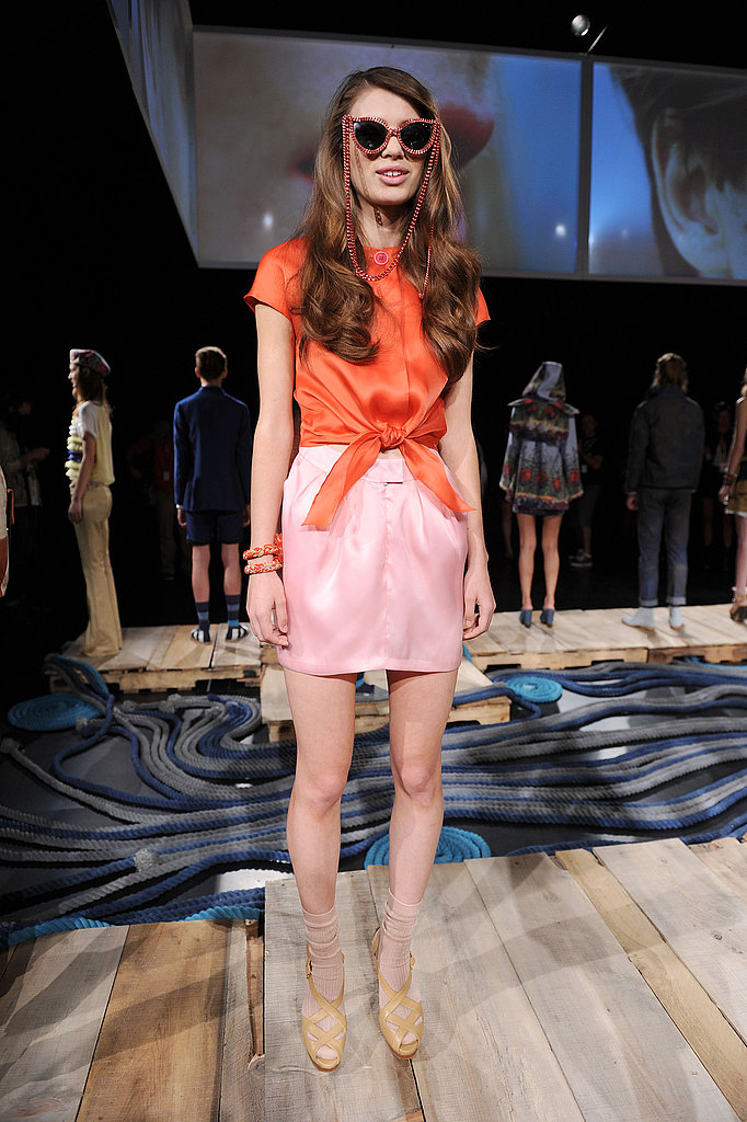 2011 Spring New York Fashion Week: Timo Weiland