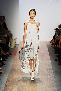 Spring 2011 New York Fashion Week: Max Azria
