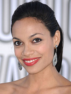 Rosario Dawson at 2010 MTV VMAs