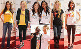 Celebrities at the Stand Up To Cancer Telethon Event