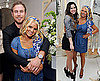 Jessica Simpson, Eric Johnson and Ashlee Simpson at Jess' Denim Preview