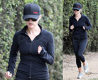 Pictures of Reese Witherspoon on the Run in LA