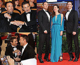 Ben Affleck, Rebecca Hall, Jeremy Renner, and Jon Hamm Premiering The Town in Venice