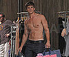 Slide Picture of Shirtless Matt Lanter in LA
