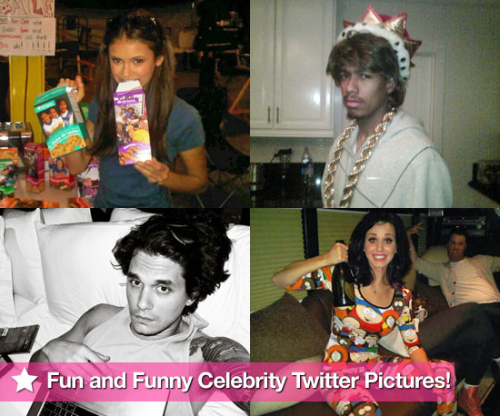 Celebrity Twitter Pictures 2010-09-09 07:45:00