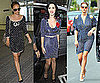 Katy Perry, Kate Walsh, and Natalie Portman Wearing Polka Dots