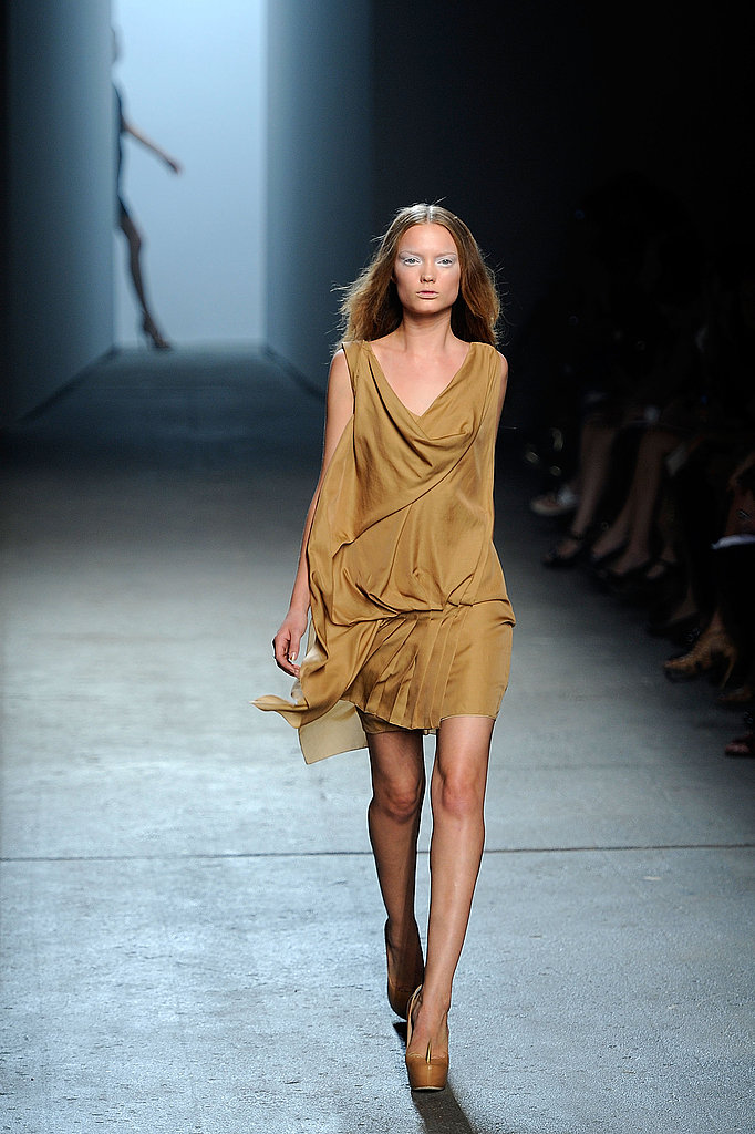 2011 Spring New York Fashion Week: Cushnie et Ochs