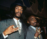 Snoop and Tupac threw up their West Coast hand signs on Sept. 4, 1996, just nine days before Tupac was killed.