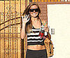 Slide Picture of Audrina Patridge Leaving Dancing Practice