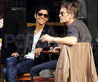 Slide Picture of Halle Berry and Olivier Martinez