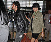 Slide Picture of Orlando Bloom and Pregnant Miranda Kerr at LAX