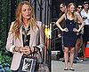 Blake Lively Filming Gossip Girl and Shoe Shopping in NYC 2010-09-09 16:30:08