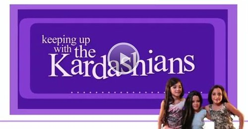 Kids Reenact Keeping Up With the Kardashians