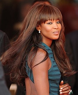 Naomi Campbell Receives Gifts 24/7