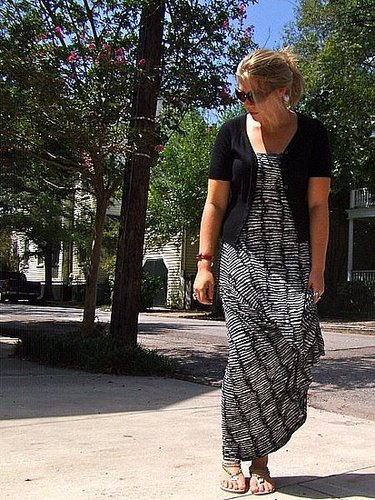 Women's Clothing: How to Wear a Maxi Dress this Fall Season