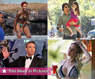 Pictures of Tom and Suri Cruise, Rihanna, and Heidi Montag in a Bikini, and More