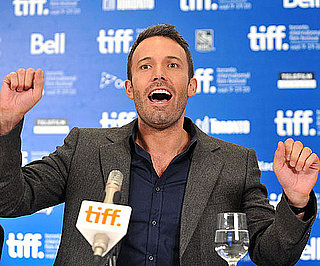 Slide Picture of Ben Affleck at Toronto Film Festival