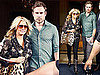 Pictures of Jessica Simpson and Eric Johnson Leaving Their Hotel in NYC 2010-09-10 13:30:00