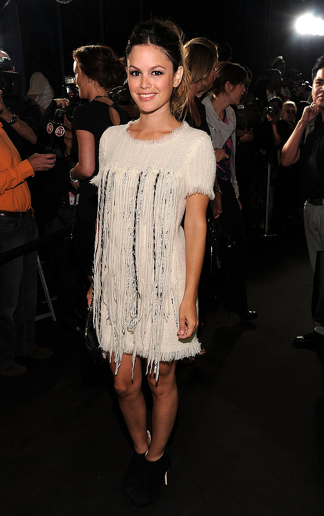This little Chanel was made for styled sweetie Rachel Bilson.