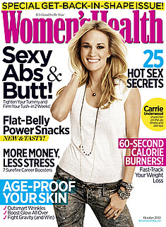 Carrie Underwood Covers Women's Health: Diet, Staying Healthy on Tour, Kettlebells