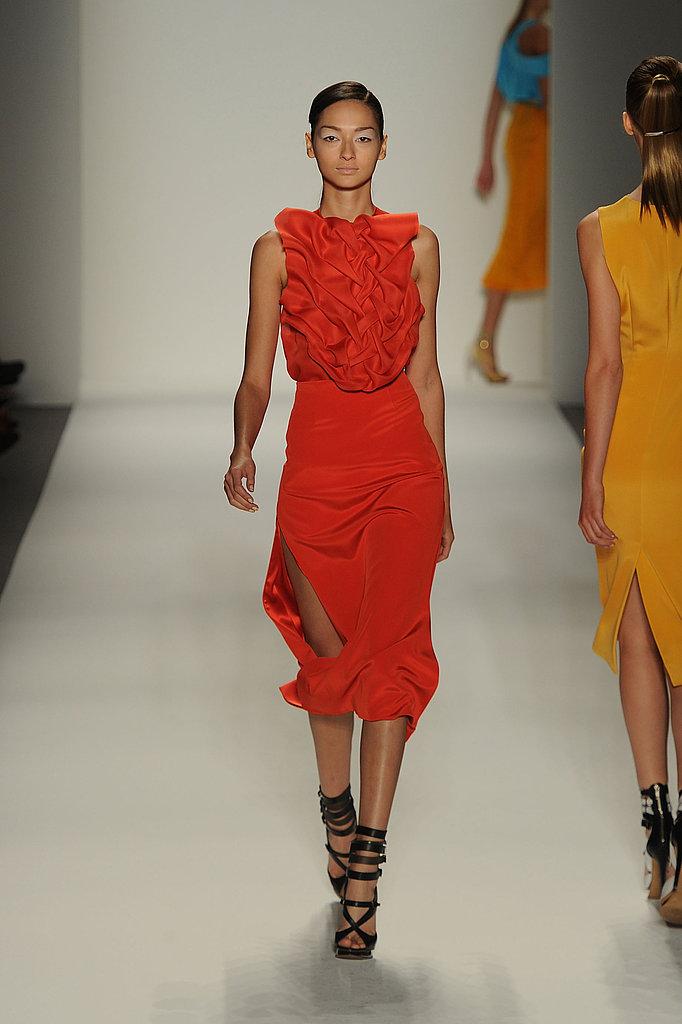 Spring 2011 New York Fashion Week: Prabal Gurung