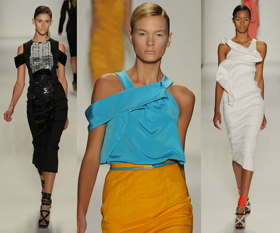 Spring 2011 New York Fashion Week: Prabal Gurung 2010-09-11 17:21:06