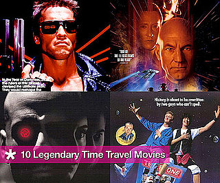 Sugar Shout Out: Ten Awesome Time Travel Movies