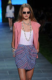 2011 Spring New York Fashion Week: Tommy Hilfiger