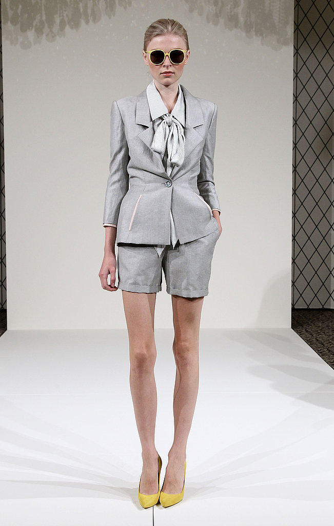 2011 Spring New York Fashion Week: Wes Gordon