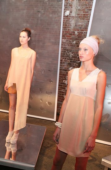 2011 Spring New York Fashion Week: Kaelen