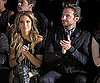 Slide Picture of Bradley Cooper and Jennifer Lopez at the Tommy Hilfiger Fashion Show in NYC