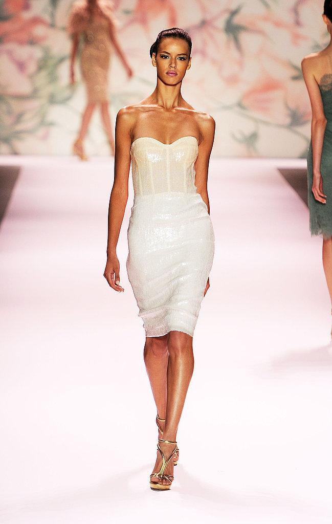 2011 Spring New York Fashion Week: Monique Lhuillier