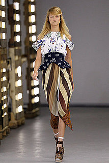 Spring 2011 New York Fashion Week: Rodarte