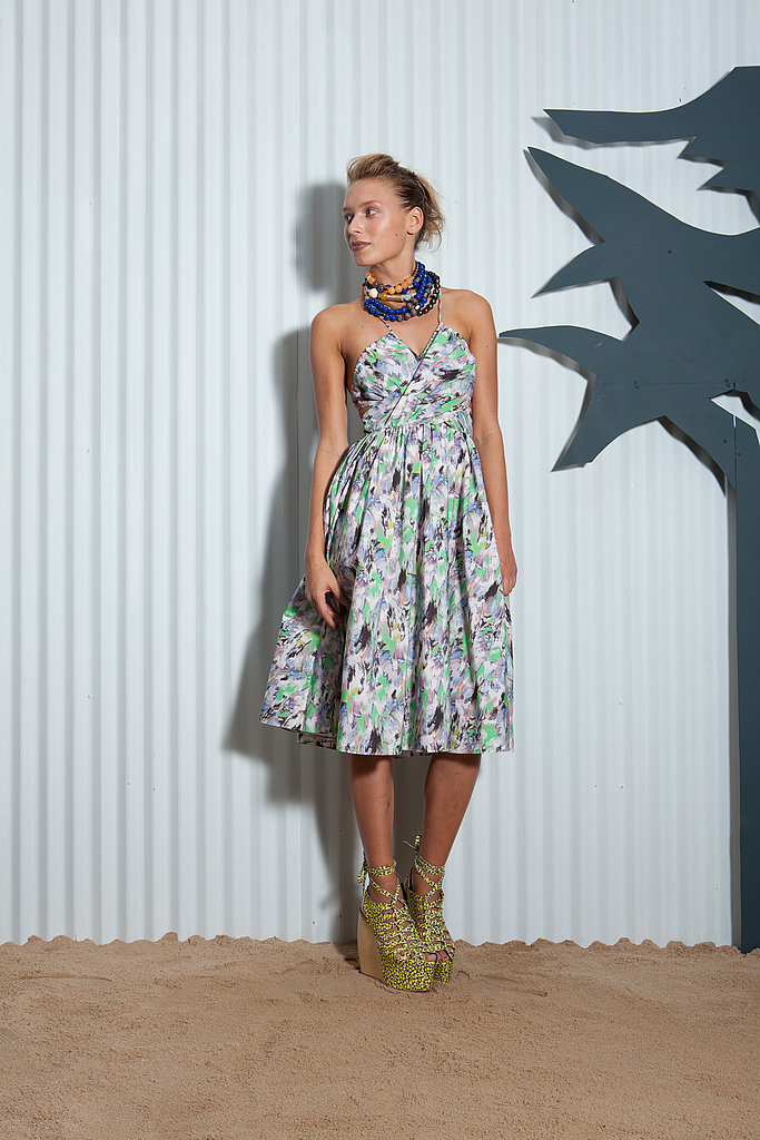 Spring 2011 New York Fashion Week: Suno