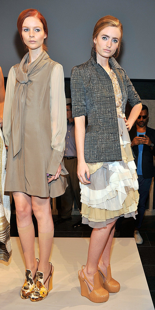 2011 Spring New York Fashion Week: Chris Benz