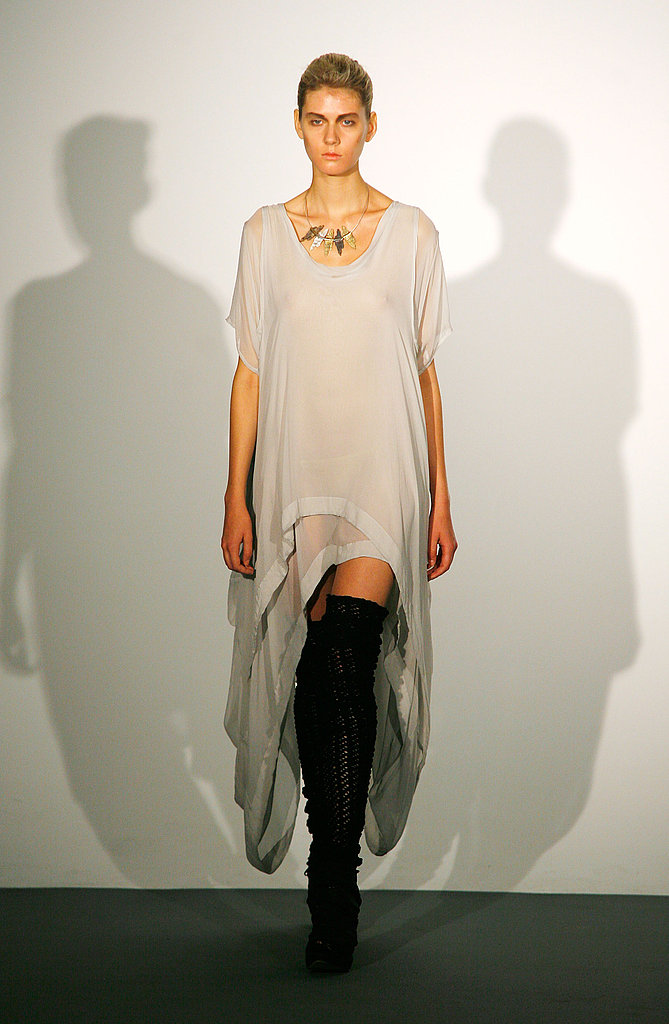 2011 Spring New York Fashion Week: Complex Geometries