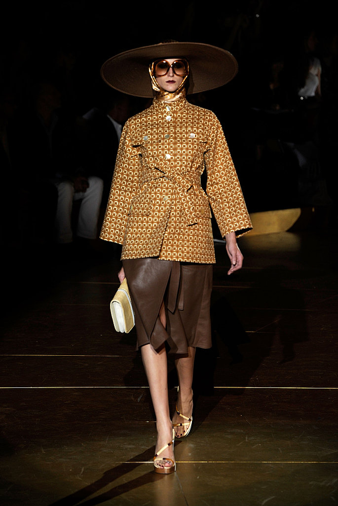 Marc Jacobs Looks to Yves Saint Laurent and the '70s — Things That Made Him Fall in Love with Fashion — for Spring 2011