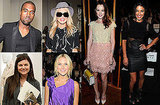 Jessica Szohr, Rachel Zoe and Leighton Meester During Fashion Week