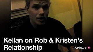 Video of Kellan Lutz in Israel Talking to Fans About Robert Pattinson and Kristen Stewart 2010-09-14 20:00:00