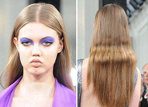 Spring 2011 New York Fashion Week Backstage Beauty Report: Victoria Beckham