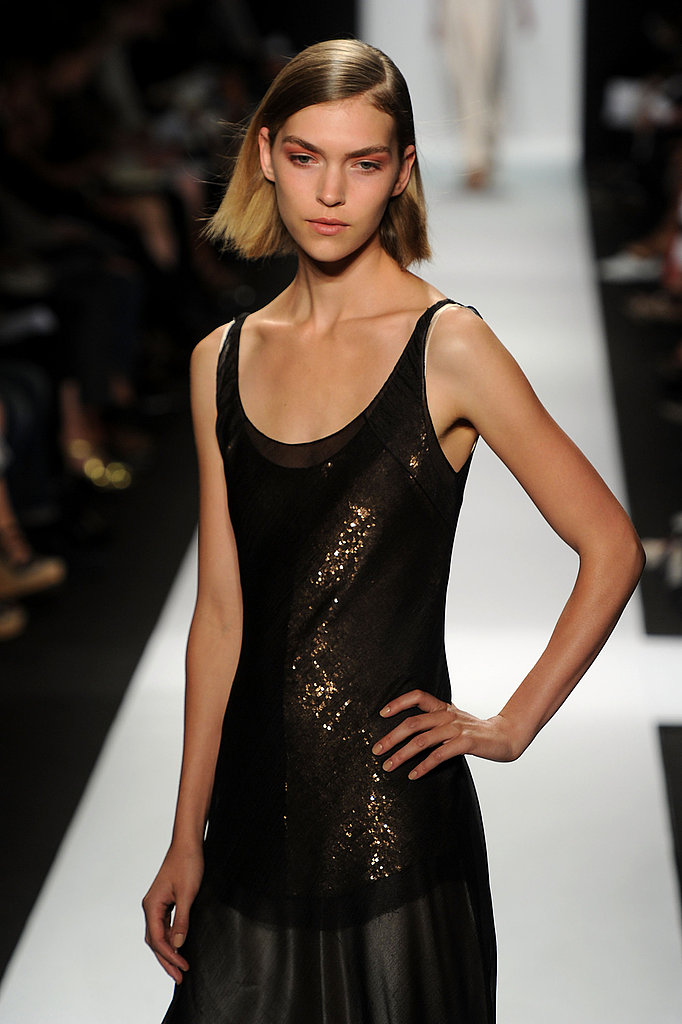 Spring 2011 New York Fashion Week: Narciso Rodriguez