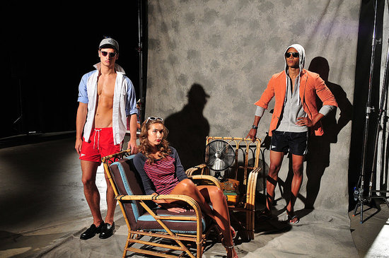 2011 Spring New York Fashion Week: Gant by Michael Bastian