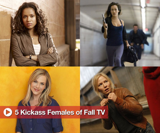 Fall TV's 5 New Kickass Female Characters