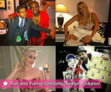 Twitter Pictures of Gwen Stefani, Kanye West, Aziz Ansari, Joel Madden, Chelsea Handler, and More