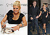 Pictures of Jessica Simpson and Eric Johnson Leaving Their Hotel in NYC