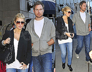 Pictures of Jessica Simpson and Eric Johnson in NYC 2010-09-15 06:00:00